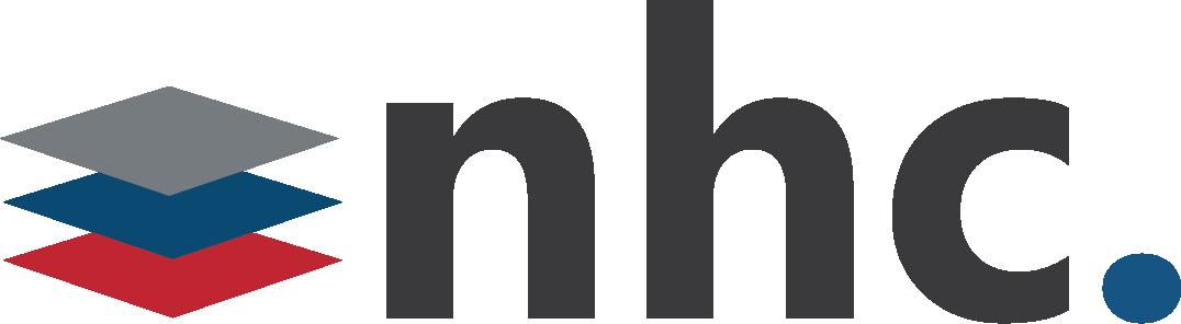 nhc brand logo _ drk grey TRANSPARENT for white backgrounds